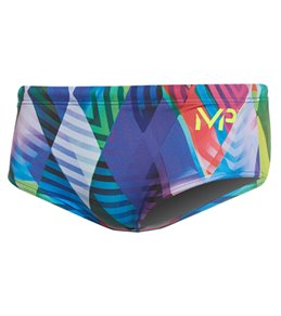 MP Michael Phelps Men's Zuglo Square Leg Brief Swimsuit