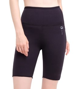 Delfin Spa Heat Maximizing Solid Short