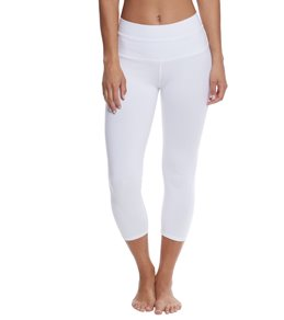 Hard Tail High Rise Yoga Capris