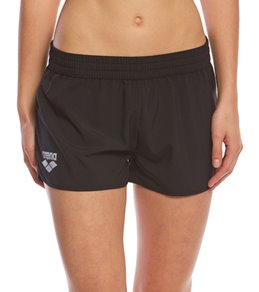 Arena Women's Team Line Split Leg Short