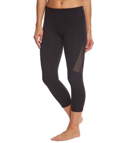 Women's Yoga Capri Leggings - Largest Selection at YogaOutlet.com