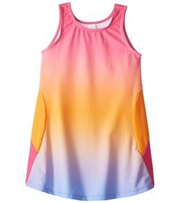 Limeapple Alba Gradient Swim Coverup Dress (4-16)