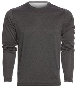 SwimOutlet Men's Long Sleeve Tech T Shirt