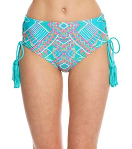 Coco Rave All Tied Up Sasha High Waist Bikini Bottom