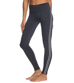 Spiritual Gangster Athletic Stripe Practice Yoga Leggings
