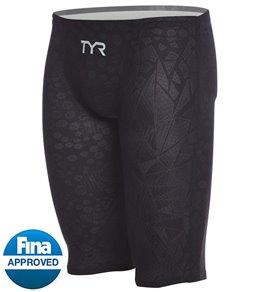 티어 남성 수영복 실내용 5부 TYR Avictor Mens Venom Short Jammer Tech Suit Swimsuit