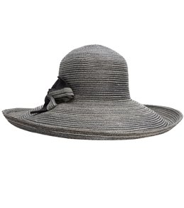 03649f9b Physician Endorsed Blue Coconut Straw Hat