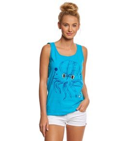 USMS Women's Sea Creature Tank Top