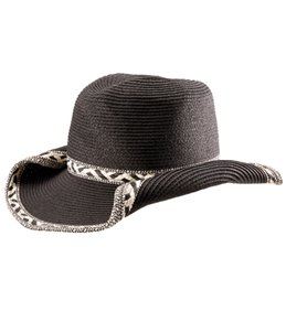 Pia Rossini Dakota Straw Hat