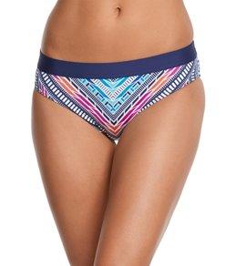 Jag Chevron Geo Retro Bikini Bottom