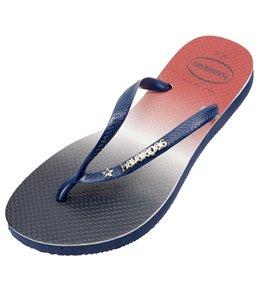 Havaianas Women's USA Slim Ombre Flip Flop