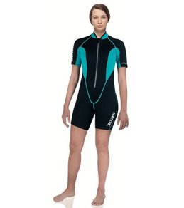 Seac USA Women's Ciao 2.5mm Shorty Wetsuit