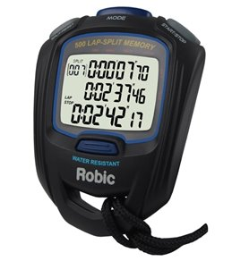 Robic SC-757 W 500 Dual Memory Stop Watch