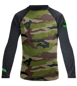 Grom Boy's Sargent Long Sleeve Rashguard