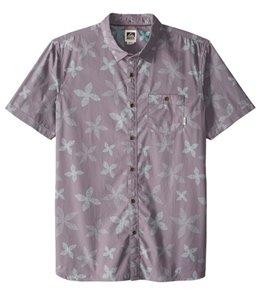 Reef Men's Retro Short Sleeve Shirt
