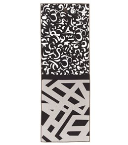 YogiToes Clarity in Chaos rSkidless Yoga Mat Towel