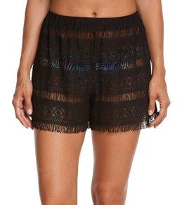 Profile Blush Desert Palm Jersey Shorts