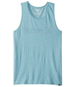 Hurley Men's One & Only Tri-Blend Tank Top