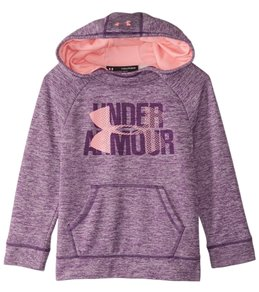 Under Armour Girls' SG Nov. AF Big Logo Hoody