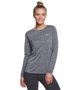 Under Armour Women's Tech LS Crew Twist