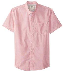 Quiksilver Men's Everyday Wilsden Short Sleeve Shirt