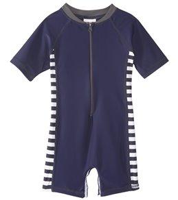 Sporti Infants' Unisex UPF 50+ 3/4 Sleeve Sun Suit