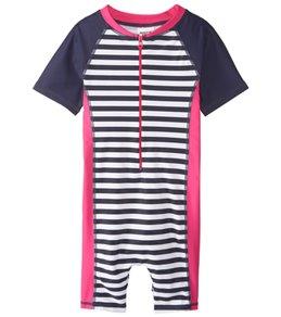 Sporti Kids' Unisex UPF 50+ 3/4 Sleeve Sun Suit