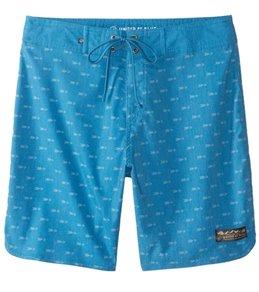 United By Blue Men's Longbow Scallop Boardshort