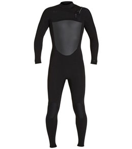 Xcel Men's 4/3MM Infiniti Chest Zip Fullsuit