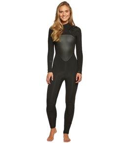 Xcel Women's 4/3MM Infiniti Chest Zip Fullsuit