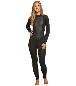 Xcel Women's 4/3MM Axis Back Zip Fullsuit