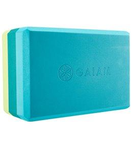 Gaiam Tri Color Yoga Block 314a8b0045