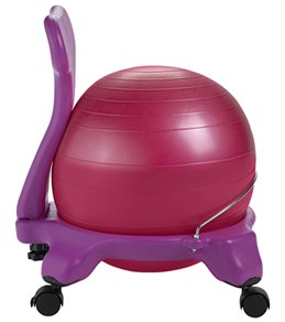 Gaiam Kidu0027s Yoga Balance Ball Chair