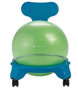 Gaiam Kidu0027s Yoga Balance Ball Chair