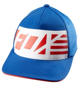 FOX Boy's Red, White, & True Flexfit Hat