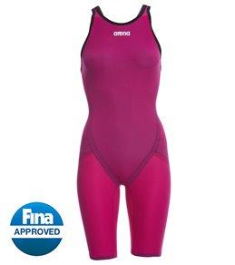 Arena Women's Limited Edition Powerskin Carbon Flex VX Open Back Tech Suit Swimsuit