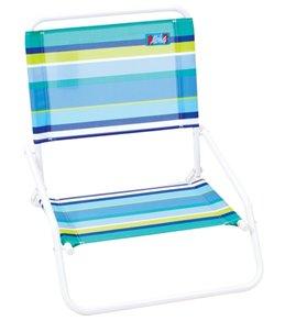 Rio Brands 1-Position Mid Height Beach Chair