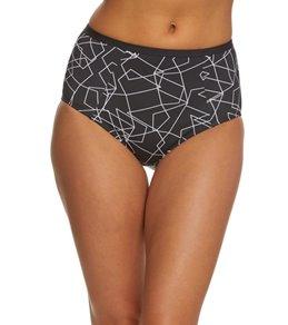 Nike Women's High Waist Bikini Bottom