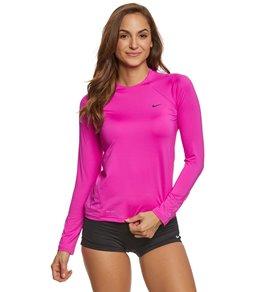 Nike Women's Dri-FIT L/S Hydroguard