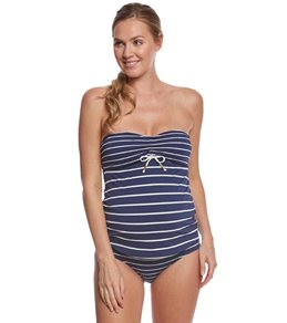 e4cd072309960 Pez D'or Maternity St. Malo Tankini Set