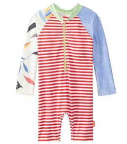 Seea Girl's Swamini Long Sleeve Sunsuit
