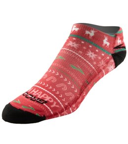 Brooks Holiday Tab Sock