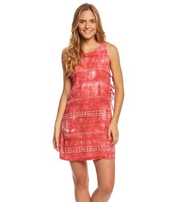 Lucy Love Footprints In The Sand Daiquiri Dress