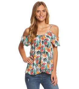 Lucy Love Aloha Gangster Hollie Top