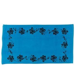 Sola 40 x 70 Premium Hibiscus Towel