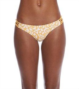 B.Swim Kailua Garden Palm Pucker Bikini Bottom