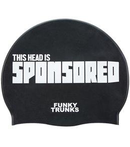 Funky Trunks Sponsored Head Silicone Swim Cap