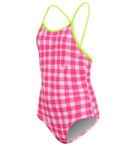 Funkita Toddler Girls' Check Me Out One Piece Swimsuit