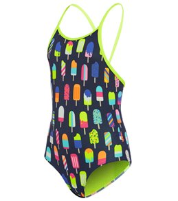 Funkita Toddler Girls' Frosty Fruits One Piece Swimsuit