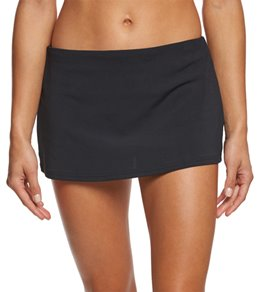 Funkita Still Black Water Swim Skirt
